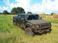 Dimmitt Hummer / Land Rover Offroad challenge