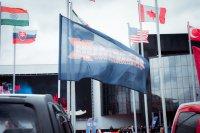 """Фотоотчёт """"Открытие мотосезона 2017. Международный HUMMER Клуб & Мотоклуб """"Ночные Волки"""". Ежегодное мероприятие."""