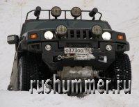 Встреча HUMMER Клуба 15 марта 2009г. в Лыткарино(М.О.)